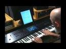 Jordan Rudess Workstation Korg Kronos