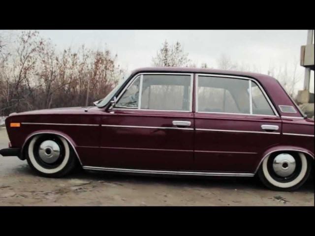 ВАЗ 2106 Ретро на пневмоподвеске, Старый Оскол
