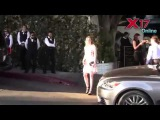 Dakota Johnson, Dianna Agron, Camilla Belle And Joe Jonas Attend Vogue Event At Chateau Marmont