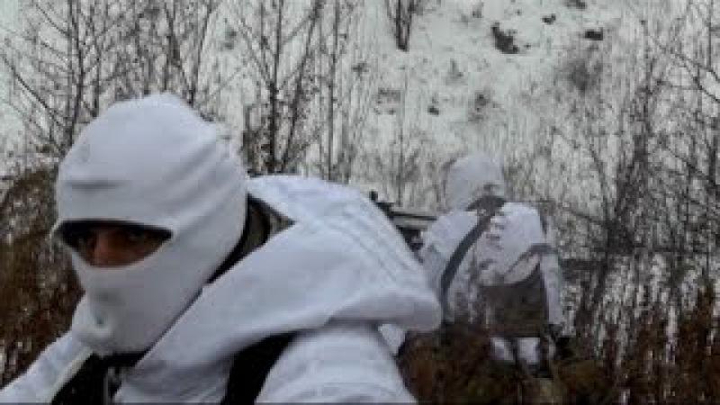 Спецназ. Вернуться живыми – документальный фильм о секретном отряде ВСУ спецпроект ICTV