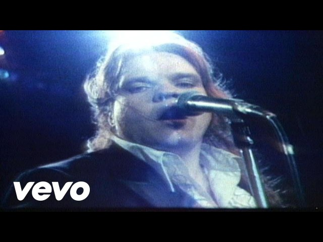 Meat Loaf - Bat Out of Hell (PCM Stereo)