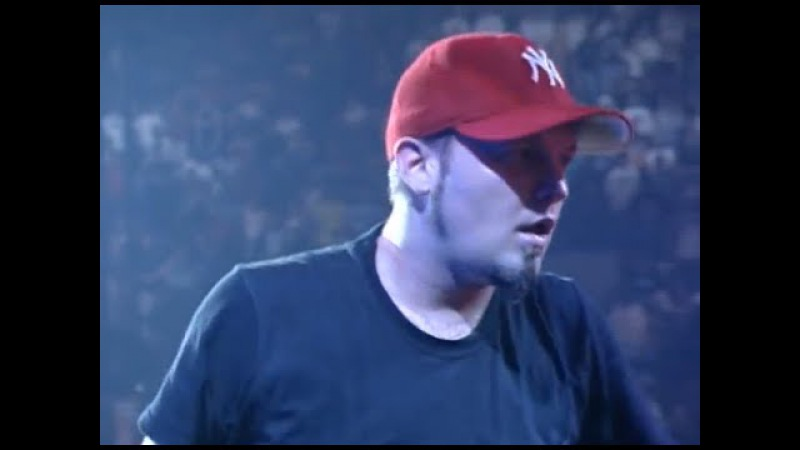 Limp Bizkit Pollution 10 18 1998 UNO Lakefront Arena Official