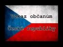 Vzkaz občanům České republiky