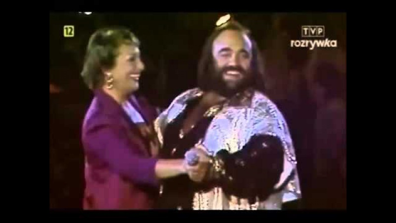 Demis Roussos Forever and Ever Sopot 1979