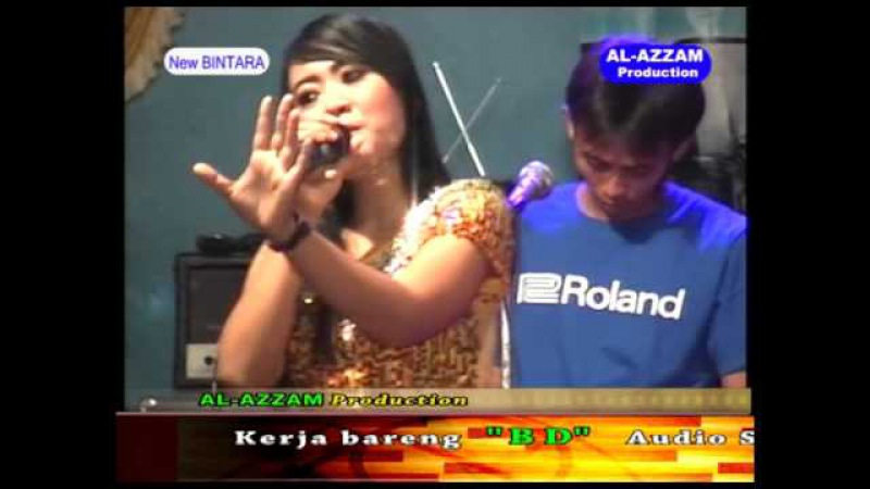 SEJENGKAL TANAH NewBINTARA Live In Terteg By Video Shoting AL AZZAM