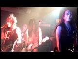 MURDERDOLLS -  Blood Stained Valentine live London Garage Relentless 2010