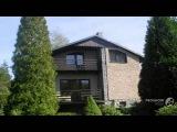 Проект коттеджа из керамзитобетонных блоков – фото дома
