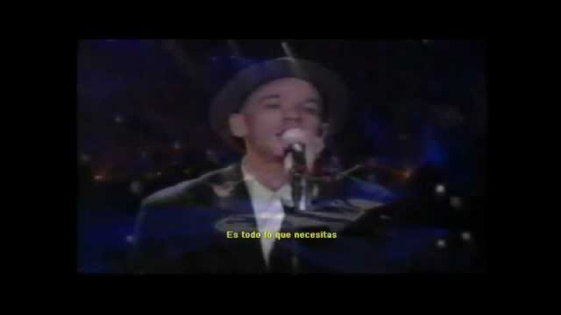 U2 and R.E.M. Automatic Baby One live 1993 (Traducido al Español)