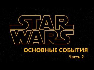 Star Wars / Звездные войны - Сюжет, краткое содержание (2 часть)