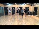 EXID 'I Feel Good' Dance Practice
