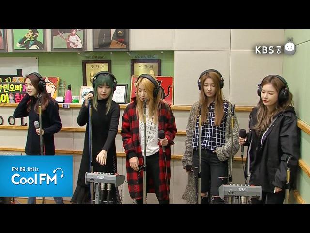 포미닛 4minute 미쳐 라이브 LIVE 150216[장동민 레이디제인의 두시!]