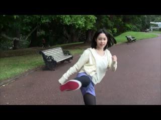 Wasabi Woman : SUPA HIRO !