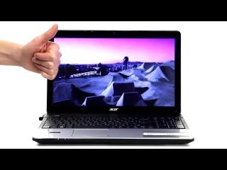 Acer Aspire E1 570 - Обзор характеристик. Ноутбук Acer Aspire E1 570