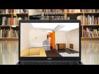 Acer Aspire E1 532 - Самый короткий обзор ноутбука Acer Aspire.