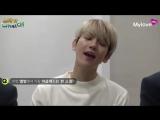 151218 #EXO #Baekhyun singing On the Snow @ My love KBS