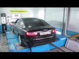 Чип-тюнинг Audi A6 C6 3.0TDI Quattro 240 hp