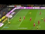 Боруссия Дортмунд 4:1 Штутгарт | Немецкая Бундеслига 2015/16 | 14-й тур | Обзор матча