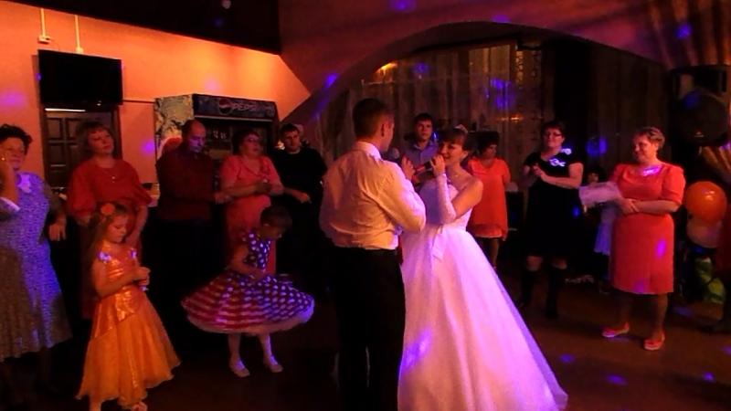 Свадебный дуэт Копотиловы 31 10 2015