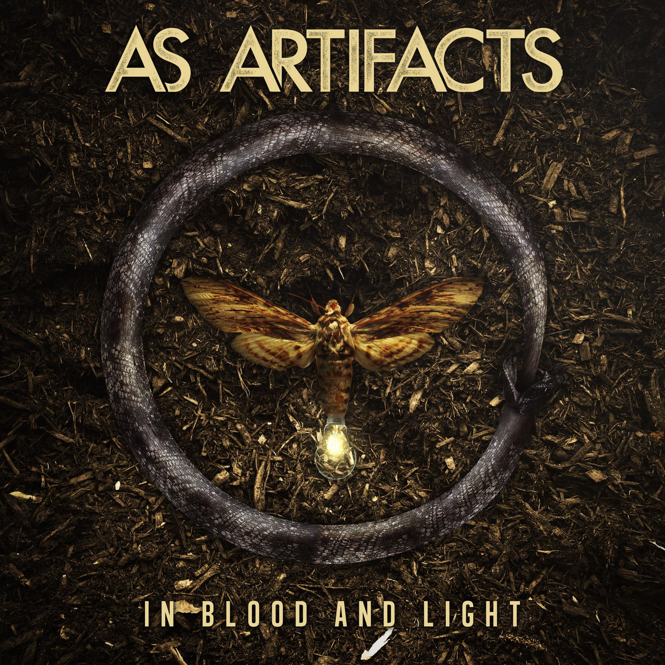 As Artifacts - In Blood and Light [EP] (2015)