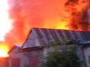 в Сапыче горят гаражи 2010