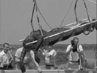 Тварь из Чёрной Лагуны 2: Месть твари (1955)