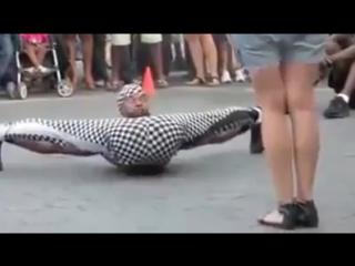 Лучший уличный танец! Прикольно и смешно