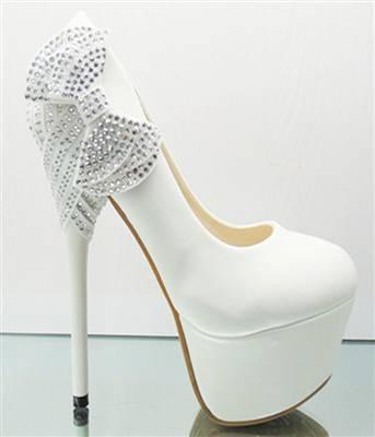 Свадебные туфли на шпильке оптом - Купить оптом