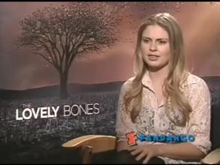 2009: Интервью для «Fandango» о фильме «Милые Кости» #3