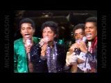 Michael Jackson 5 Medley @ Motown 25 + Billie Jean Complete &amp Restored