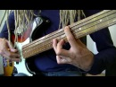 Experimental Fretless Bass Grooves with Delay 2