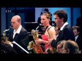 Philip Glass: Concerto for saxophone quartet and orchestra Mvmt. 1