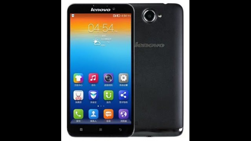 Китайский Беларус - Обзор 6 дюймового смартфона Lenovo S939