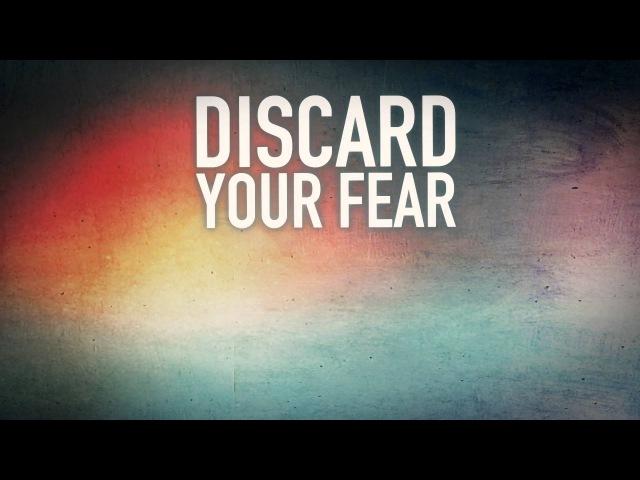 RIVERSIDE - Discard Your Fear (Lyric Video)