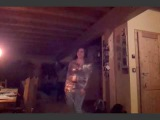 Saran Wrap and Duct Tape Mummy Challenge with Lisa