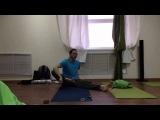 Теория о построении практики хатха-йоги для работы в сторону Падмасаны