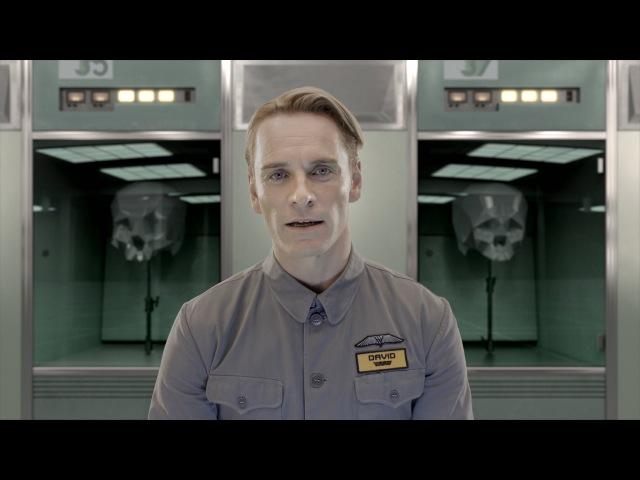 Introducing the David 8 - The Next Generation Weyland Robot