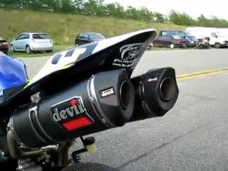 Yamaha R1 pot Devil ���� ���� �����
