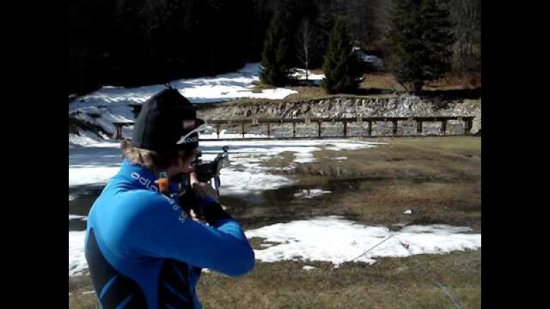 Biathlon shooting (Antonin Guigonnat)