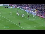 Барселона - Аякс, Неймар, Гол, 1-0