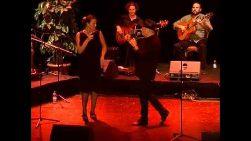 Cuando tu danses el Tango - French Latino - Motril 2013