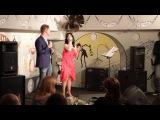 Юлия Kalina и Никита Чепаксин (кавер-Diana Ross - When You Tell Me That You Love Me)