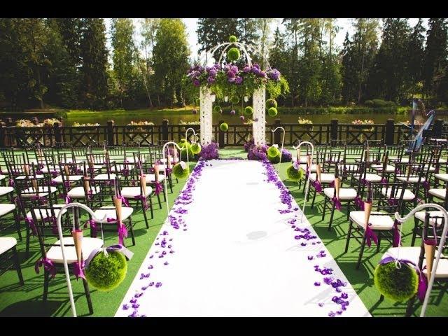 Свадьба в ресторане Честер Ферри от Лавки Чудес.