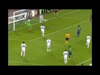 Наполи - Днепр 1-1 (7 мая 2015,Лига Европы. 1/2 финала.)