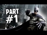 Прохождение Batman Arkham Origins (Летопись Аркхема) — Часть 1 Чёрная Маска / Босс Крок-Убийца