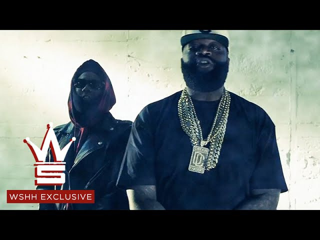 Rick Ross- Rich Nigga Walk Thru feat. Bleu Davinci