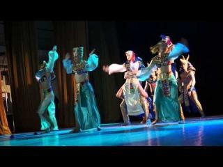 Номинация «Эстрадная хореография (МТК)», театр танца D.E.G.O.R Лауреат 2 степени «Древний Египет»
