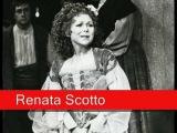 Renata Scotto Bellini - I Capuleti ed i Montecchi, 'Eccomi in lieta vesta... O quante volte'