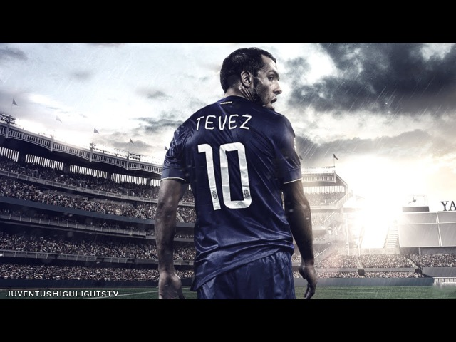 Carlos Tevez Juventus ● The Story ● All Goals Skills ● 2013-2015 |HD|