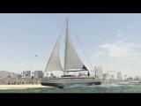 Grand Theft Auto V - Подводный мир | Пляж и яхта | GTA 5