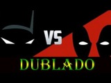 BATMAN VS. DEADPOOL [DUBLADO PT-BR] - Super Power Beat Down